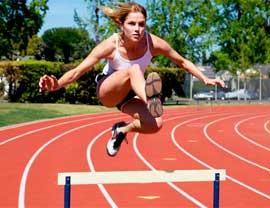 Entraînement athlétisme