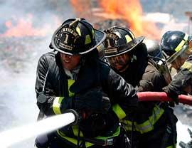 Épreuves physiques pompiers
