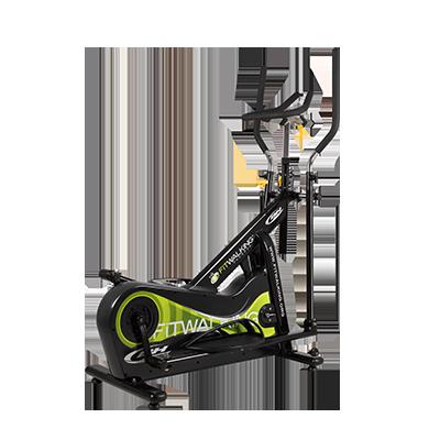 Indoor elliptical