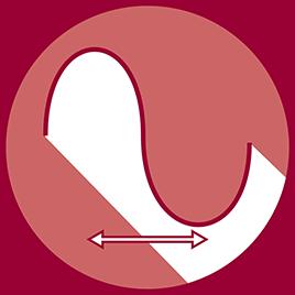 Fréquence de vibration: 25niveaux (25-50 Hz)
