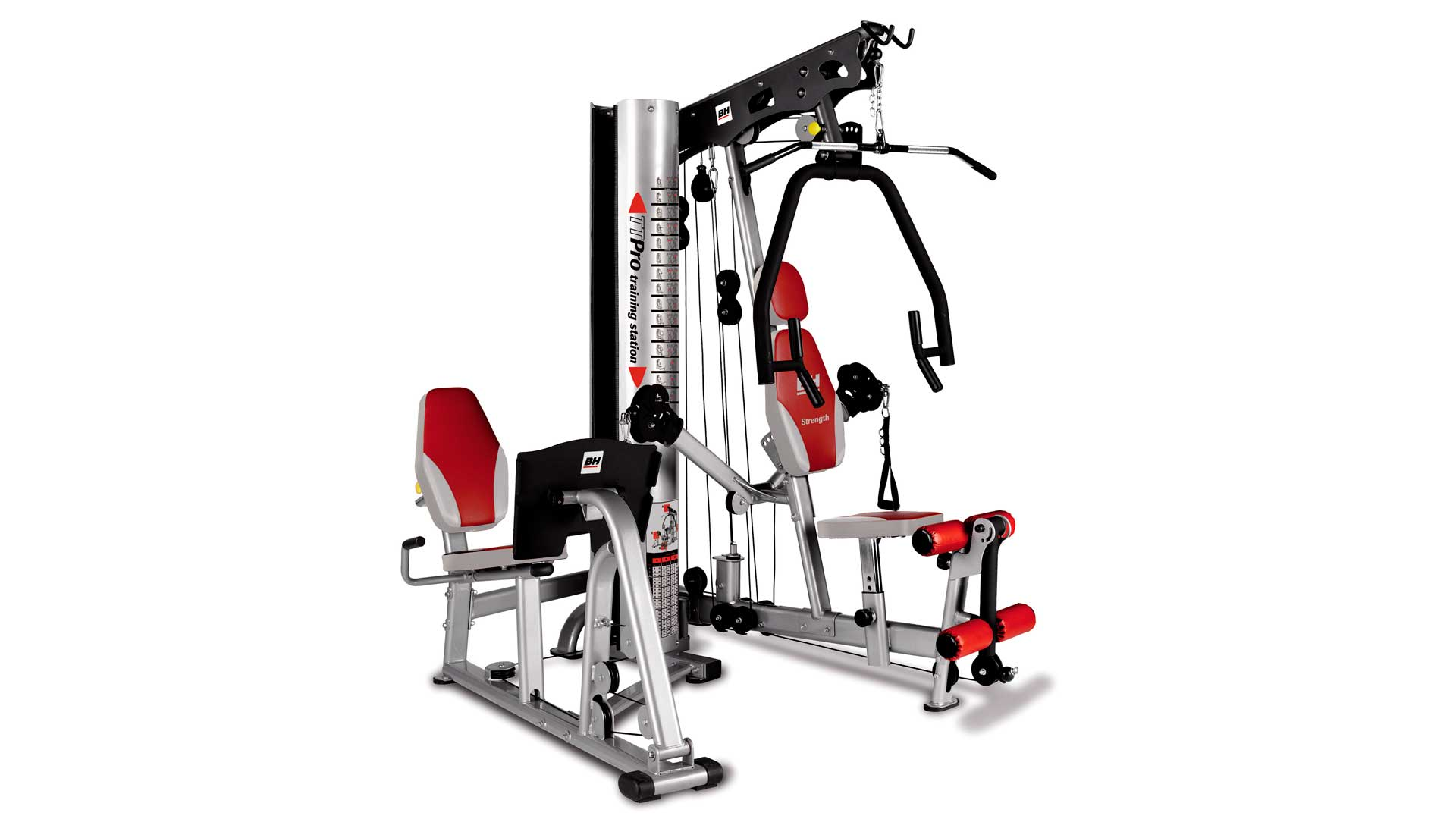 Bien-aimé Appareils de musculation   BH Fitness IN49