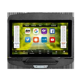 console interactive SmartFocus