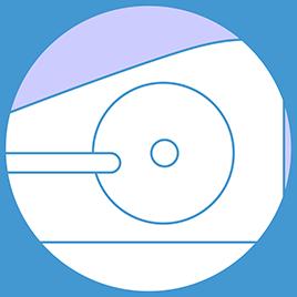 Roue d'inertie